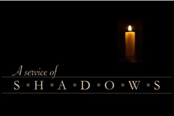 a service of shadows