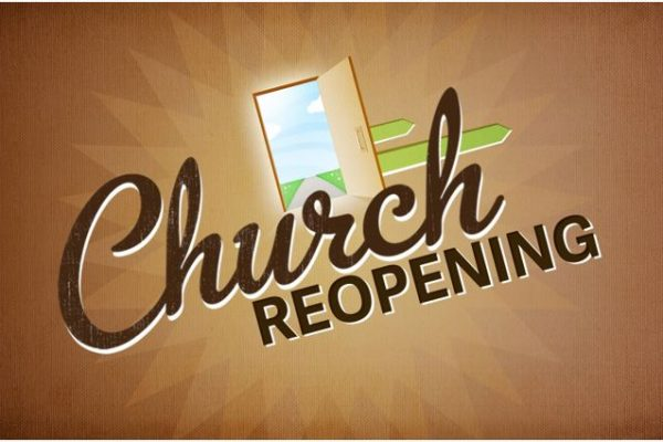 Church Reopening