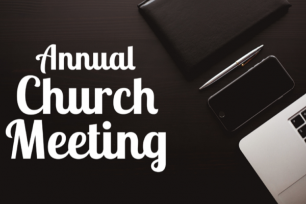 Annual Church Meeting