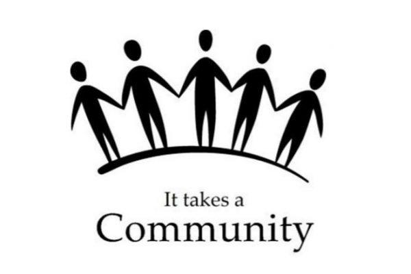 It takes a community